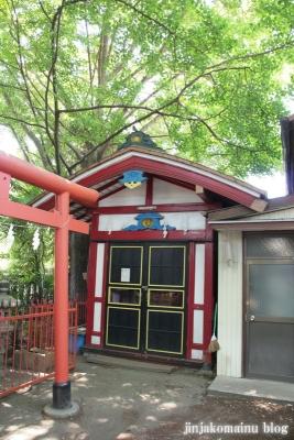 笠のぎ稲荷神社(横浜市神奈川区東神奈川)14
