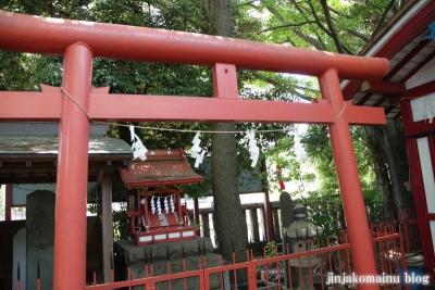 笠のぎ稲荷神社(横浜市神奈川区東神奈川)15