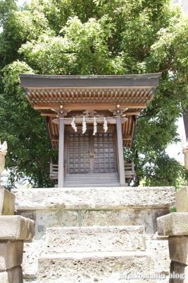 銀太郎稲荷神社(横浜市神奈川区東神奈川)4