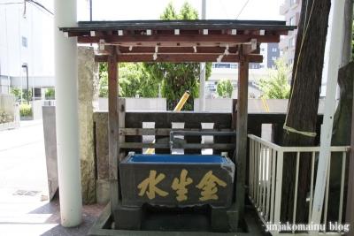 新明宮(横浜市神奈川区東神奈川)3