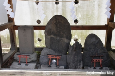 熊野神社(横浜市神奈川区東神奈川)11