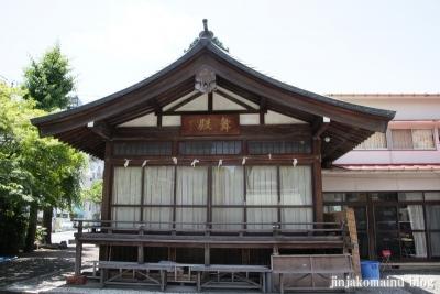 熊野神社(横浜市神奈川区東神奈川)14