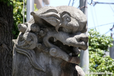 熊野神社(横浜市神奈川区東神奈川)24