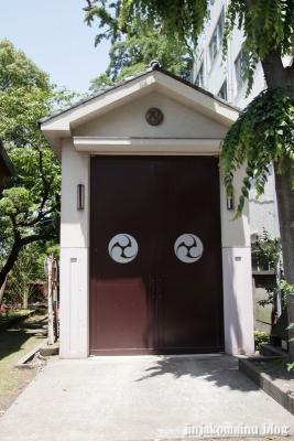 熊野神社(横浜市神奈川区東神奈川)12