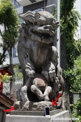熊野神社(横浜市神奈川区東神奈川)29