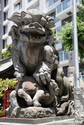 熊野神社(横浜市神奈川区東神奈川)17