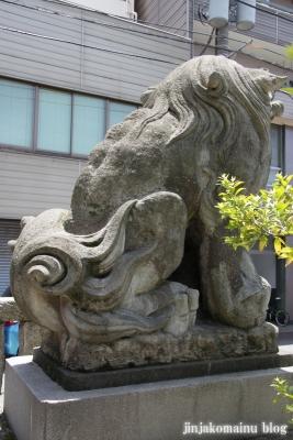 熊野神社(横浜市神奈川区東神奈川)18