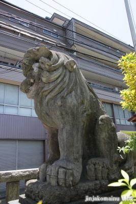 熊野神社(横浜市神奈川区東神奈川)22