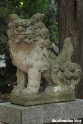 洲崎神社(横浜市神奈川区青木町)6