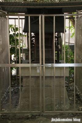 洲崎神社(横浜市神奈川区青木町)17