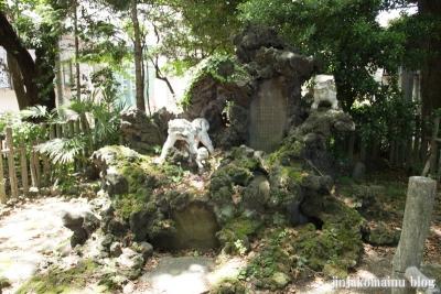 洲崎神社(横浜市神奈川区青木町)8