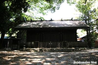 洲崎神社(横浜市神奈川区青木町)11