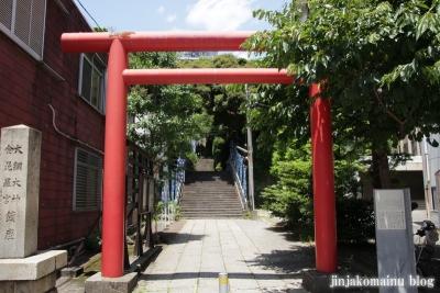 大綱金毘羅神社(横浜市神奈川区台町)3