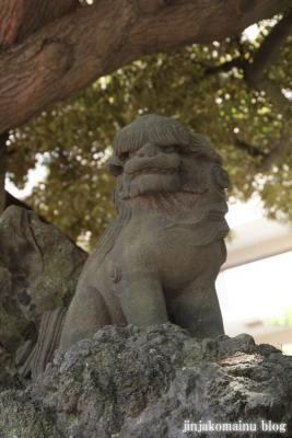 大綱金毘羅神社(横浜市神奈川区台町)12