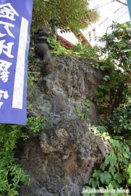 大綱金毘羅神社(横浜市神奈川区台町)13