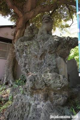 大綱金毘羅神社(横浜市神奈川区台町)14