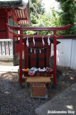 浅間神社(横浜市西区浅間町)5