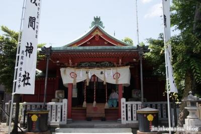 浅間神社(横浜市西区浅間町)24