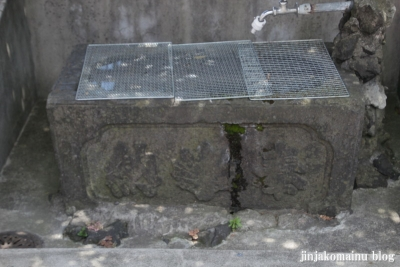 岡野神社(横浜市西区岡野)3