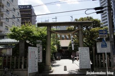 平沼神社(横浜市西区平沼町)1