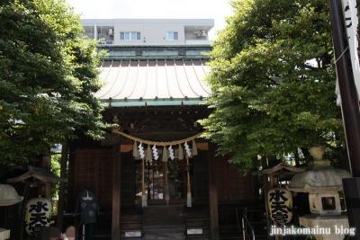 平沼神社(横浜市西区平沼町)20