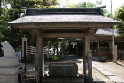 杉山神社(横浜市西区中央)6