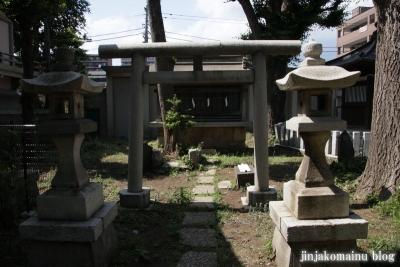 杉山神社(横浜市西区中央)11
