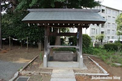 上作延新明神社(川崎市高津区向ヶ丘)3