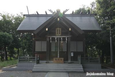 上作延新明神社(川崎市高津区向ヶ丘)5