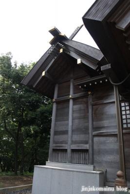 上作延新明神社(川崎市高津区向ヶ丘)8