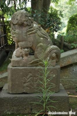 白幡八幡大神(川崎市宮前区平)15