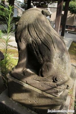 白幡八幡大神(川崎市宮前区平)21