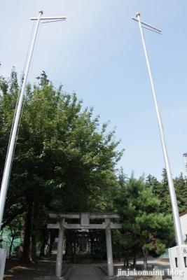 菅生神社(川崎市宮前区菅生)1