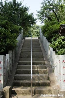 菅生神社(川崎市宮前区菅生)8
