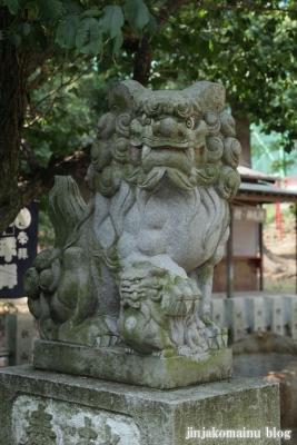 菅生神社(川崎市宮前区菅生)10