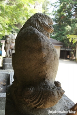 菅生神社(川崎市宮前区菅生)27