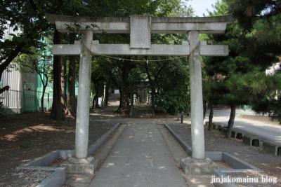菅生神社(川崎市宮前区菅生)3