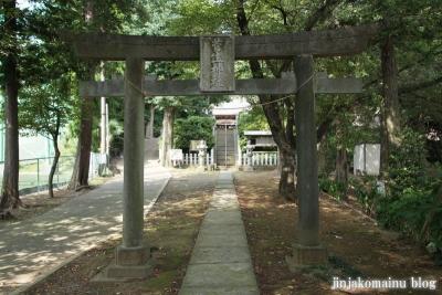 菅生神社(川崎市宮前区菅生)5