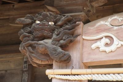 菅生神社(川崎市宮前区菅生)17