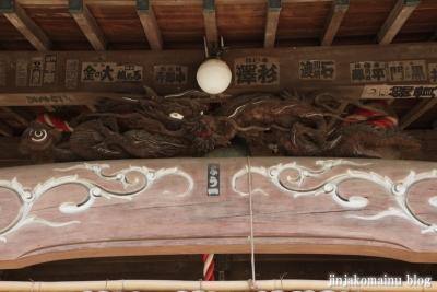 菅生神社(川崎市宮前区菅生)18
