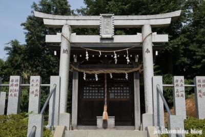 八雲神社(川崎市宮前区菅生)2