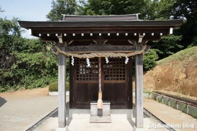 八雲神社(川崎市宮前区菅生)4