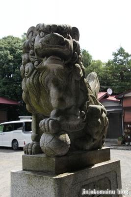 土橋神社(川崎市宮前区土橋)4