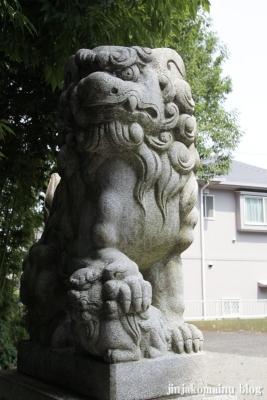 土橋神社(川崎市宮前区土橋)5