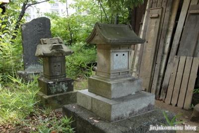 土橋神社(川崎市宮前区土橋)10