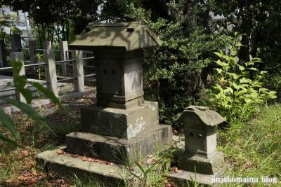 土橋神社(川崎市宮前区土橋)11
