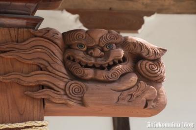 土橋神社(川崎市宮前区土橋)13