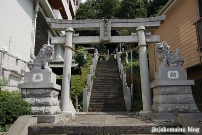 八幡神社(川崎市宮前区宮前平)5