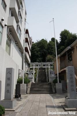 八幡神社(川崎市宮前区宮前平)1