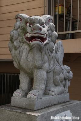 八幡神社(川崎市宮前区宮前平)7
